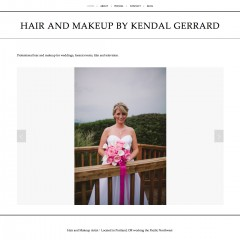 Hair and Makeup by Kendal